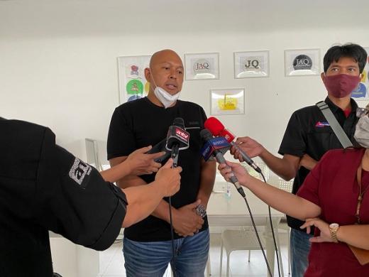 Ketemu Pengelola Stadion Aquatik GBK, PB PRSI Bahas Protokol Kesehatan Keolahragaan