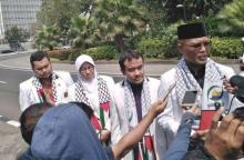 PKS: Dunia harus Bersatu Hadapi Rencana Aneksasi Isreal Atas Tepi Barat Palestina