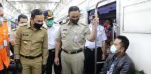 DKI Beri Layanan 50 Bus Gratis, Walikota Bogor: Terima Kasih Gubernur Anies
