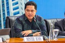 Erick Thohir Sebut Hanya Empat Grup BUMN Yang Tumbuh Positif, Sisanya?