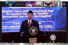 DKPP Apresiasi Kemendagri Tak Intervensi Tupoksi Penyelenggara Pemilu