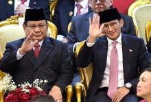 Peluang Sandiaga Uno Nyapres Terbuka Jika Berani Menjauhi Prabowo