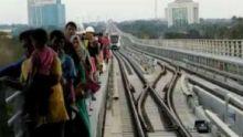 Diresmikan Pak De dengan Menelan Anggaran Rp12,5 Triliun, LRT Palembang Kok Mogok Terus?