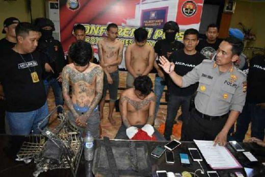 Satu Keluarga di Makassar Tewas Dibakar oleh Bandar Narkoba