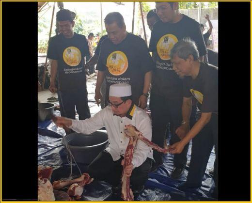 Untuk Bahagiakan Rakyat, PKS Kurban Puluhan Ribu Sapi dan Domba