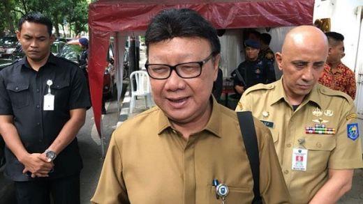 Pamitan, Tjahjo Serahkan Masa Depan Karirnya ke Megawati dan Jokowi