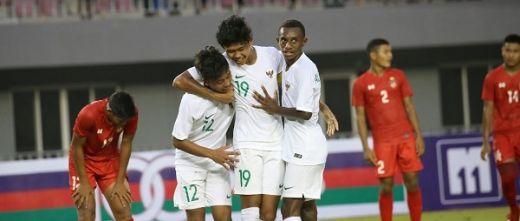 Langka Awal Bagus Timnas Indonesia U 15
