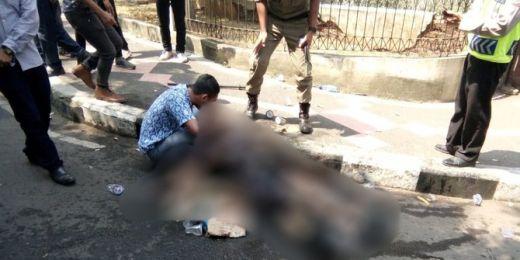 Pelempar Bensin yang Bakar Polisi di Cianjur Akhirnya Diciduk