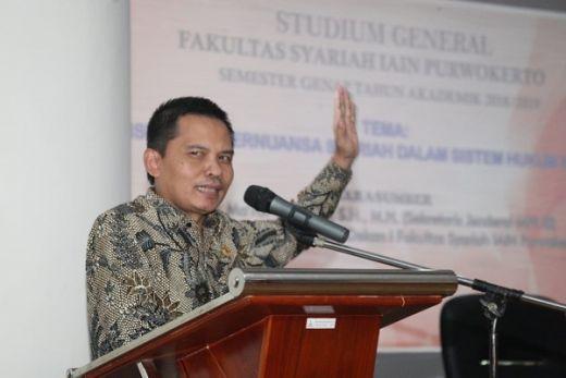 Maruf Cahyono: Sidang Tahunan MPR Untuk Menegakkan Kedaulatan Rakyat
