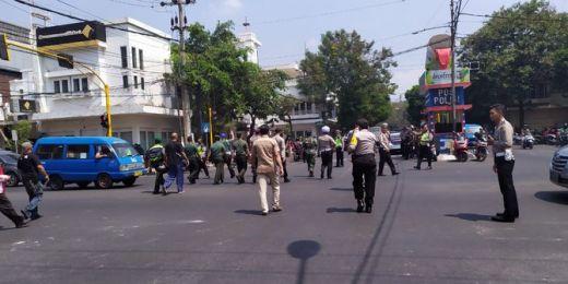 Demo Aliansi Masyarakat Papua di Malang Berujung Rusuh