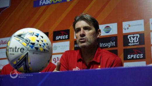 Lawan Madura United, Julio: Kita Akan Perbaiki Klasemen