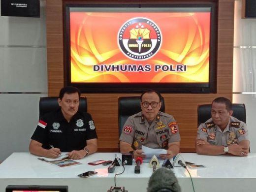 Total 64 Orang dan 1 Perusahaan Jadi Tersangka Karhutla Riau-Kalbar