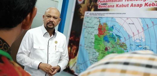 Atasi Karhutla Riau, BPPT Fokus Operasi Teknologi Modifikasi Cuaca