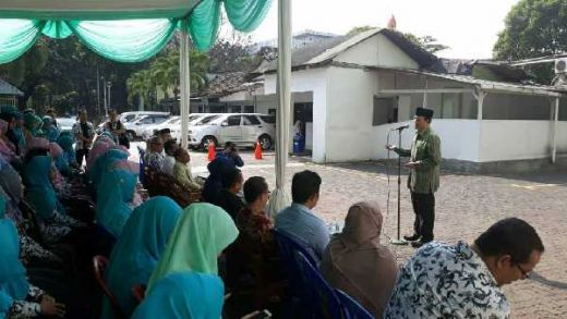 Wakil Ketua MPR Serap Aspirasi Dokter dan Paramedis RS Muhammadiyah di Taman Puring