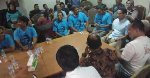 Sekjen Projo, Pendiri Bara JP dan Eks Relawan Jokowi, Deklarasi Dukung Prabowo-Sandi