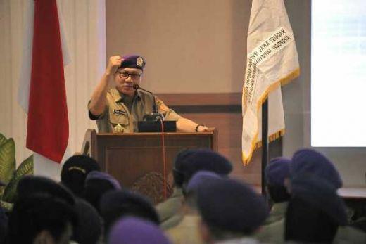 Jelang Pemilu 2019, Ketua MPR Ajak IARMI Jadi Pelopor Persatuan
