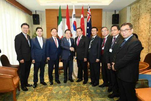 Ketua DPR Berharap Segera Ada Kesepakatan Damai Antar Korea