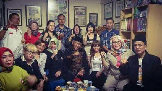 Belasan Pedangdut dan Artis Lawas Nyatakan Dukungan ke Prabowo-Sandi