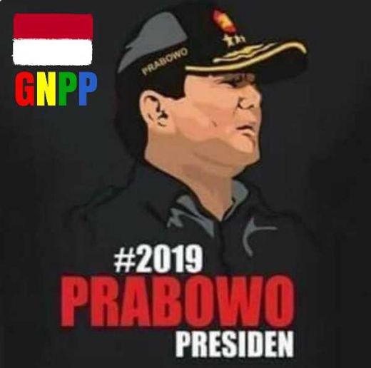 Hari Ini GNPP Resmi Launching #2019PrabowoSandi