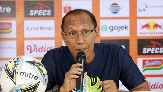 Bambang Nurdiansyah Tak Mau Anggap Remeh Persija Jakarta