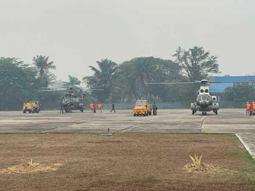 Update Penanganan Karhutla di Riau, BNPB: 5 Ribu Lebih Personel Berjibaku Padamkan Api