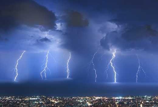 Waspada! Provinsi Riau Berpotensi Dilanda Fenomena <i>Thunderstorm</i> Hari Ini