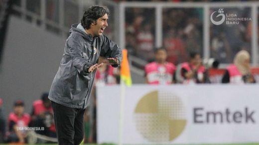 Teco Ungkap Rahasia Kemenangan Atas Madura United