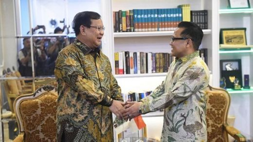 PKB Sebut Belum Ada Kepastian Gerindra Gabung Kabinet Jokowi