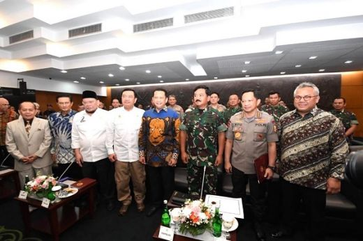 Ketua MPR: Jelang Pelantikan Presiden Situasi Keamanan Kondusif