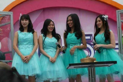 4 Personil Beralih Nyanyi Dangdut, JKT 48 Banjir Pujian dari Fans