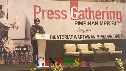 Komitmen Wartawan Parlemen: Tetap Kritis demi Kawal 4 Pilar MPR dan Kemajuan Bangsa