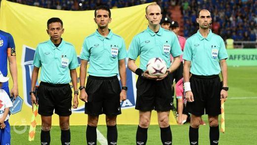 Lima Perangkat Pertandingan Indonesia Ditugaskan FIFA