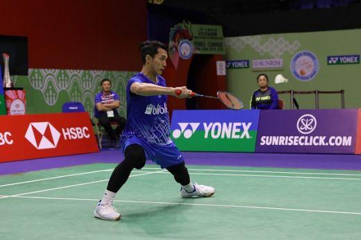 Jonatan Waspadai Chou di Semifinal