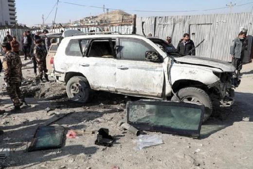 Wakil Gubernur Ibukota Negara Afganistan Tewas dalam Serangan Bom