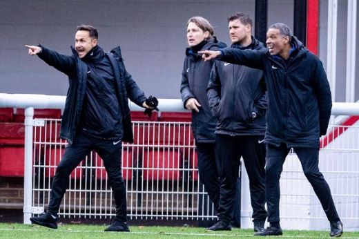 Ajang Pembuktian Garuda Select Lawan Juventus