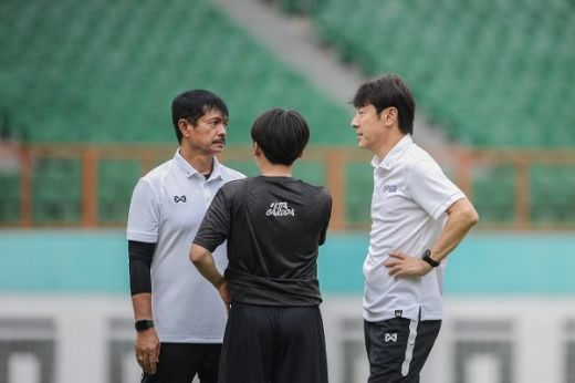 Danur Yakin Shin Tae Yong Bawa Perubahan Besar
