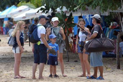 Wauw...Naik 15,54 Persen, Wisatawan Mancanegara 2016 Tembus 12 Juta ke Indonesia