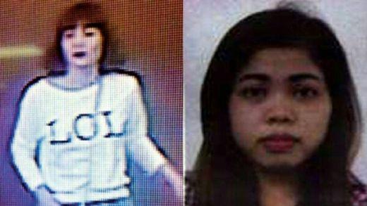 Ini 2 Wanita Diduga Pembunuh Kakak Presiden Korut, Seorang Dipastikan WNI