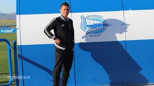 Timba Ilmu di Deportivo Alaves, Ismed Sofyan Segera Merapat ke Persija