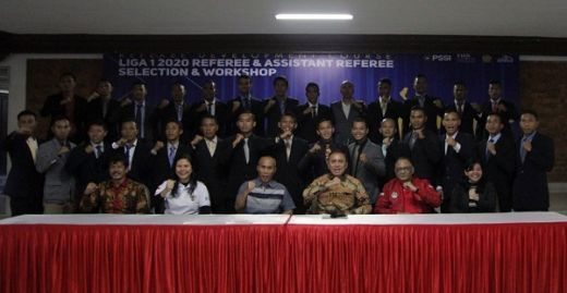 Iriawan Tuntut Wasit Laksanakan Tugas Penuh Tanggung Jawab