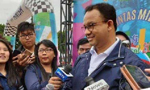 Gubernur Anies: Melawan Arus Pelanggaran Lalu Lintas yang Gak Keren