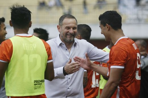Dejan Antonic: Yang Penting Madura United Lolos