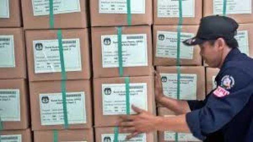 Ribuan Surat Suara Nyasar ke Hongkong, Bawaslu: Harusnya Dikirim ke Malaysia dan Filipina