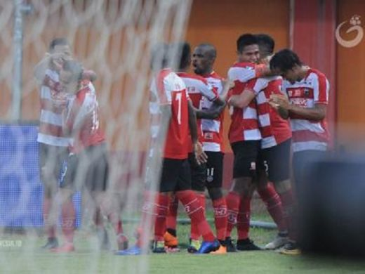 Madura United Fokus Perbaiki Penyelesaian Akhir