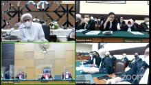 Tegur Jaksa karena Habib Rizieq Walkout, Hakim: Tidak Bisa Seenaknya Gitu!