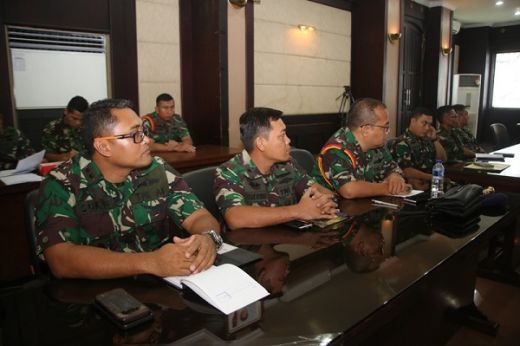 Uji Kompetensi Untuk 11 Calon Komandan TNI AL