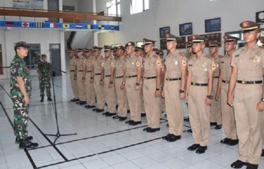 Lattek Keperwirajagaan Taruna AAL Angkatan ke-65 Korps Pelaut Resmi Ditutup