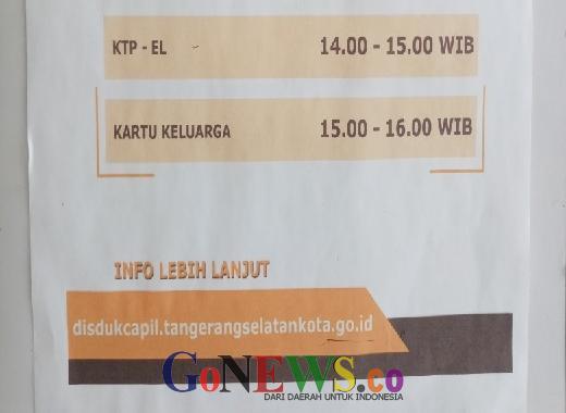 Serius Garap Layanan Online, Dukcapil Tangsel: Masa Kalah sama Kalimantan