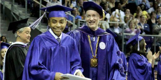 Bocah Hebat, Raih Gelar Sajana Fisika di Usia 14 Tahun, Lulus SMA Umur 10 Tahun