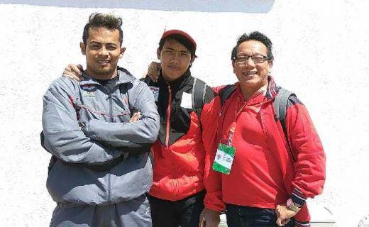 Edi dan Ktut Tak Mampu Saingi Peraih Perunggu Olimpiade 2016